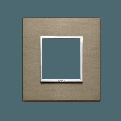 21642.05 - Anodized aluminium dark bronze
