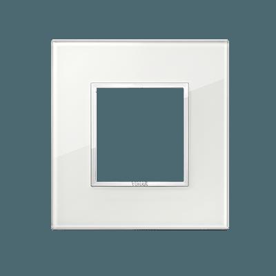 24642.70 - Bevelled crystal white diamond