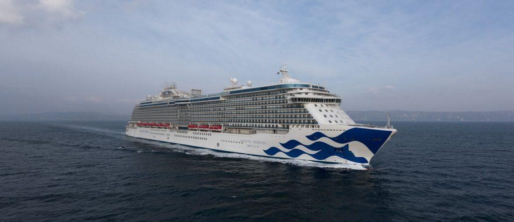 Finacantieri, Majestic<p>Princess, Princess Cruises