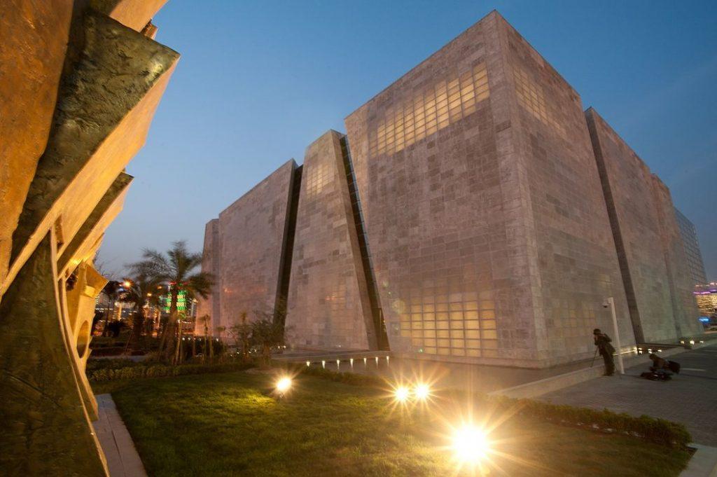 2010世博意大利館<p>上海