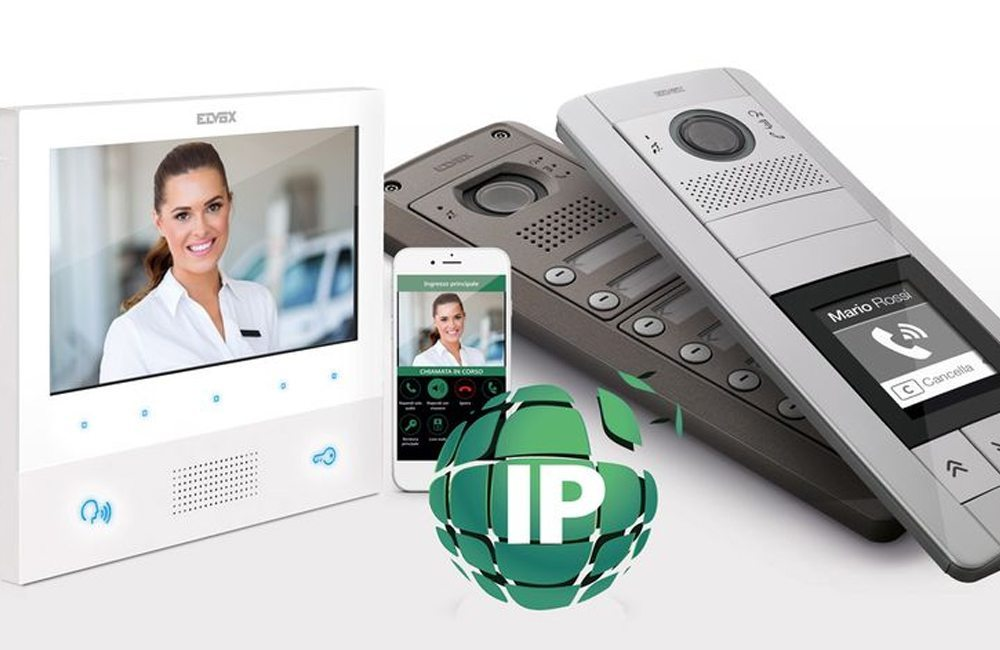 New Elvox video door entry system with IP technology<br><br>
